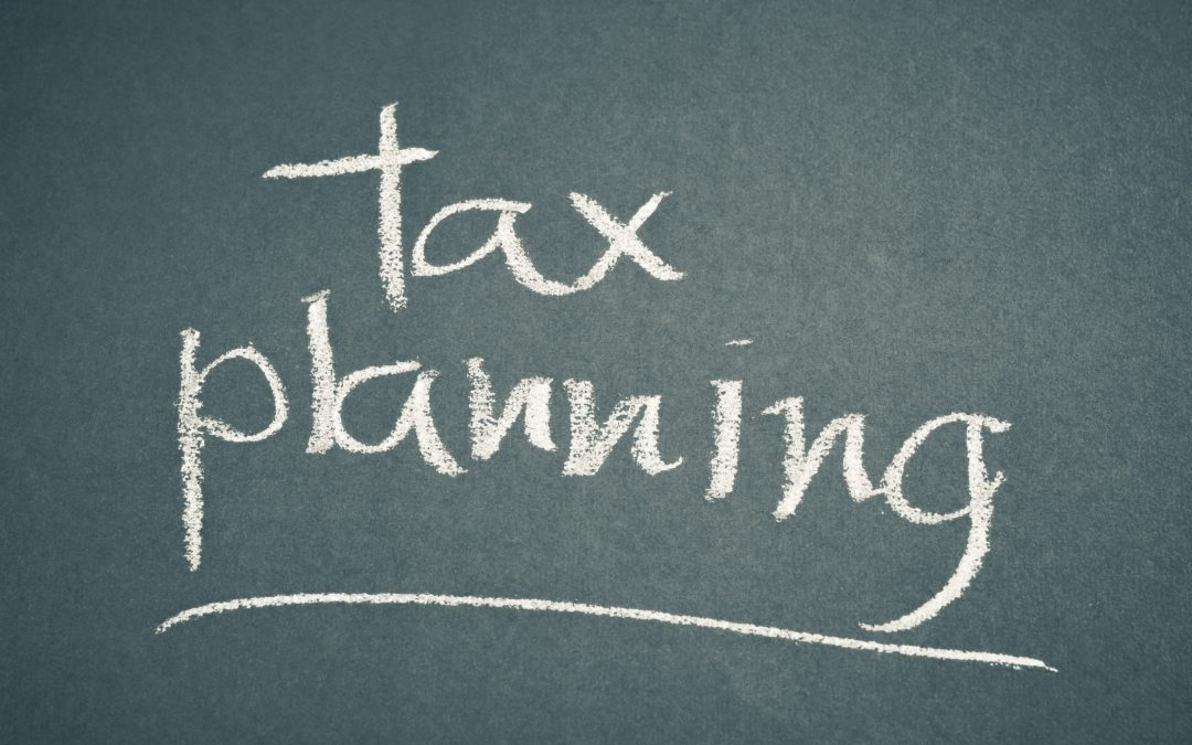 The Smart Tax Planning Newsletter March 2020