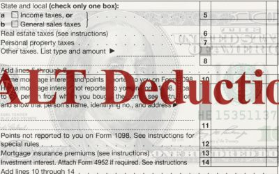 IRS Throws Salt in the SALT Deduction Limit Wound